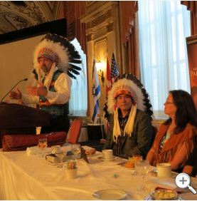 First annual National Aboriginal Prayer Breakfast recognized progress in relations