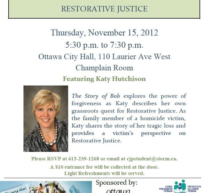 Restorative Justice Week 2012