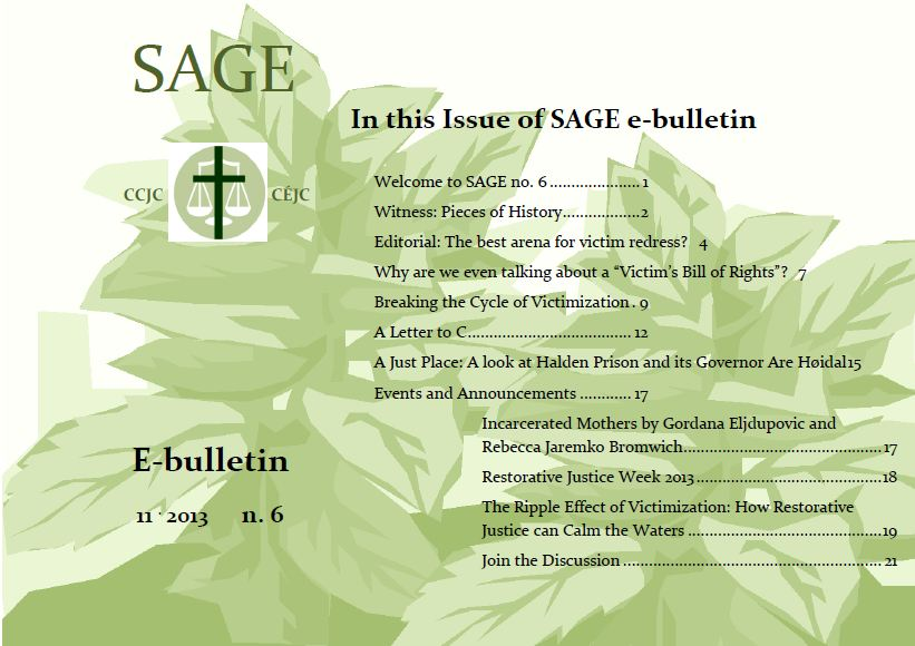 SAGE No.6 is now available