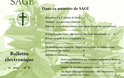 SAGE No.6 is now available in french