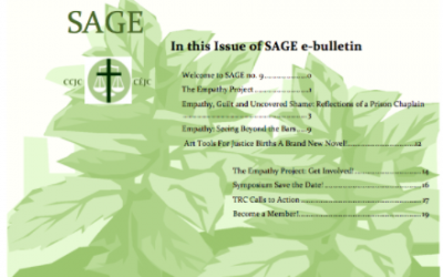 Sage no. 9 is now available!
