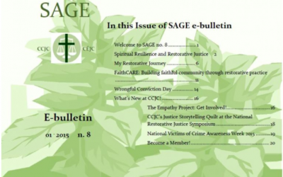 SAGE No.8 Now Available!